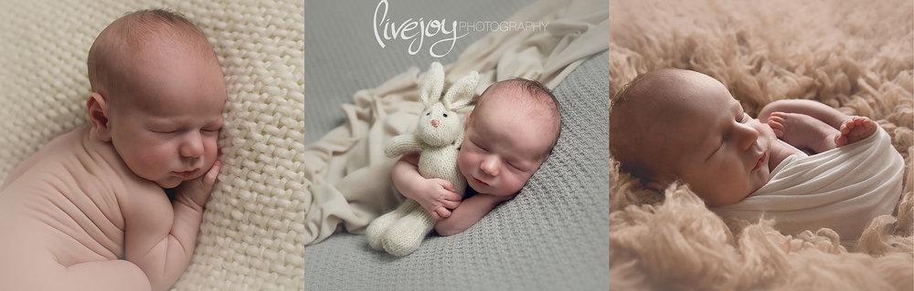 Newborn Baby Photos- Oregon | LiveJoy Photography