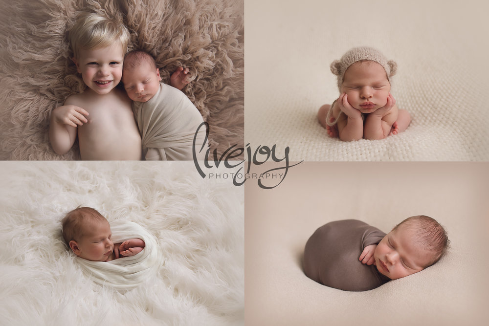 Newborn Boy Photography | LiveJoy Photography | Oregon