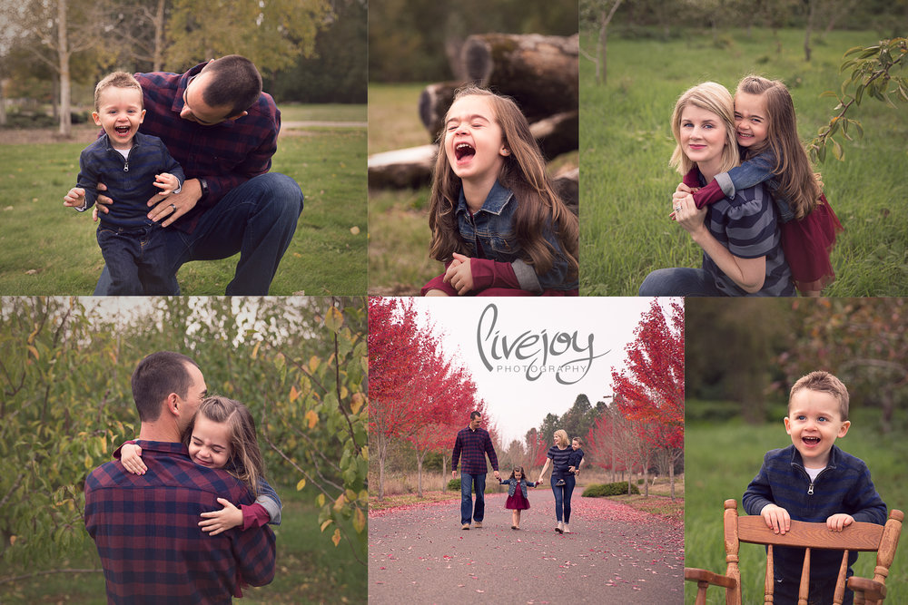 Family Photography | Oregon | LiveJoy Photography