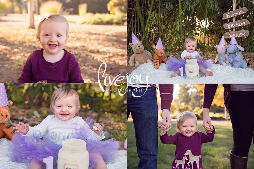 1 Year old Photography | Oregon | LiveJoy Photography