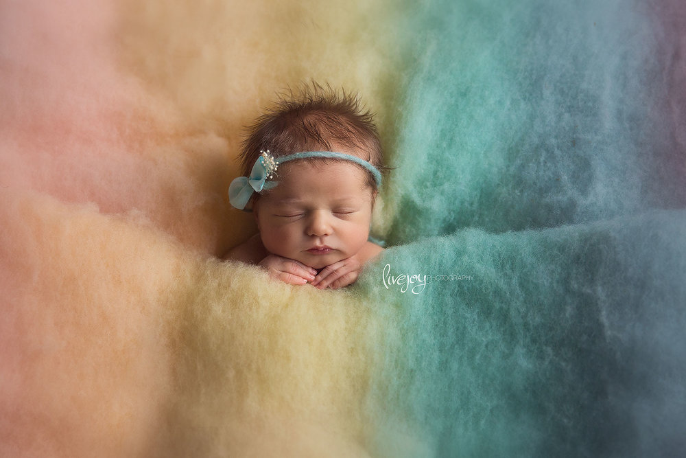 Rainbow Baby Photography | LiveJoy Photography | Oregon
