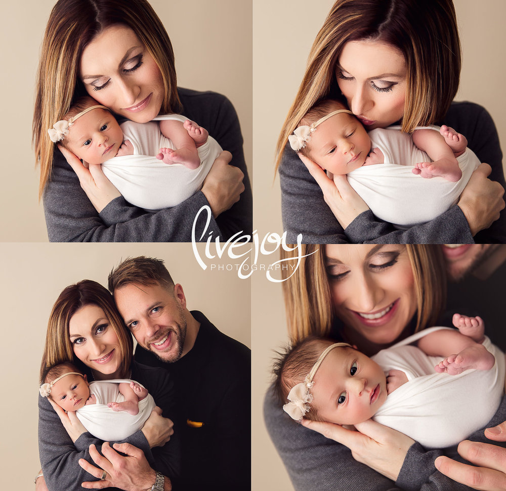 Parent Newborn Photography | Oregon