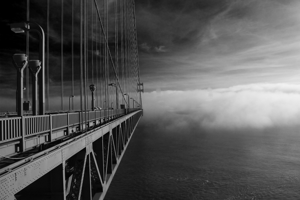 Projective Space Series by Liam Philley (liamphilley.com) -- golden gate in fog.jpg