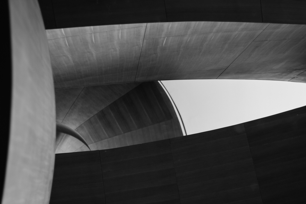 Projective Space Series by Liam Philley (liamphilley.com) -- stairs in ago.jpg