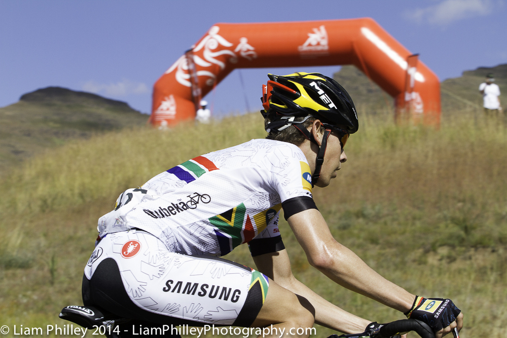 MTN - Qhubeka stage 2 1km to go for Meintjis.jpg