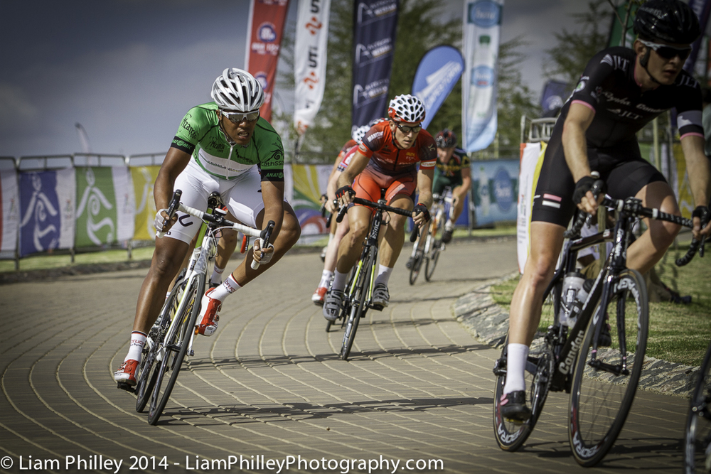 The Hoff cornering at the Mzansi Crit_.jpg