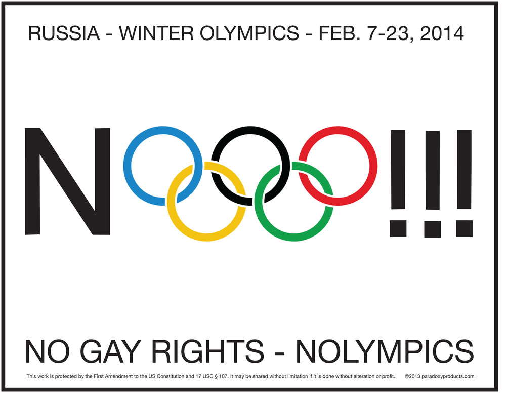 This graphic image is being made freely available to anyone who wishes to use it in a non-profit way to criticize holding the Olympics in a country which does not respect human rights. Contact us for other forms or resolutions of the image.