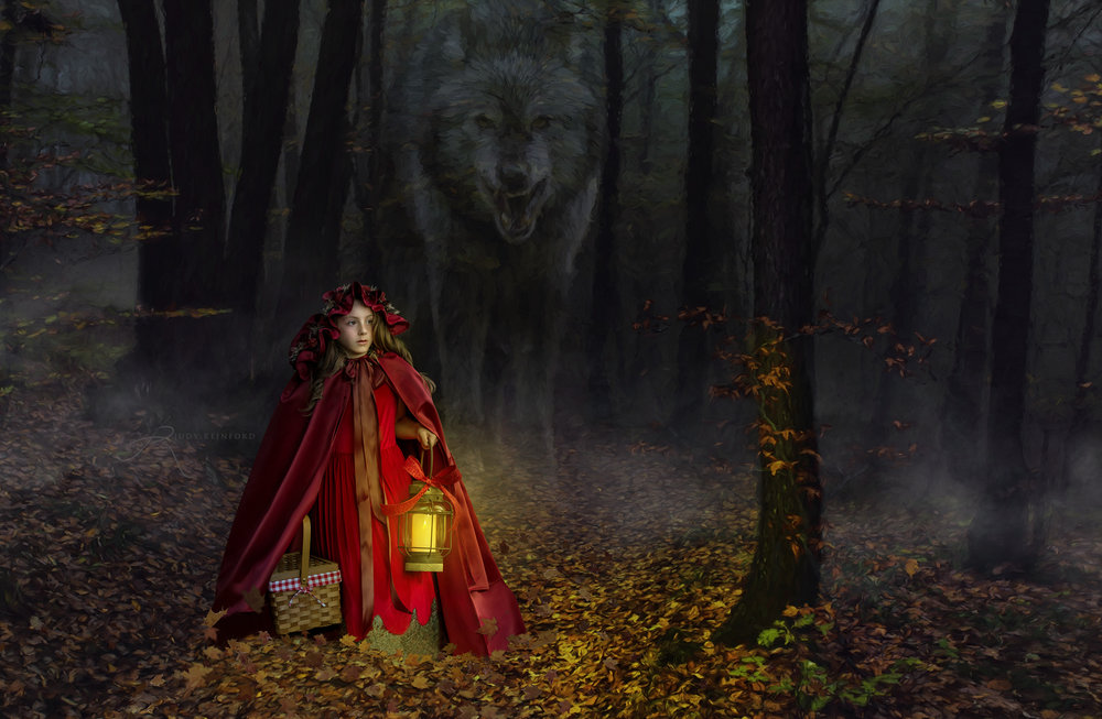title: Ghost Wolf