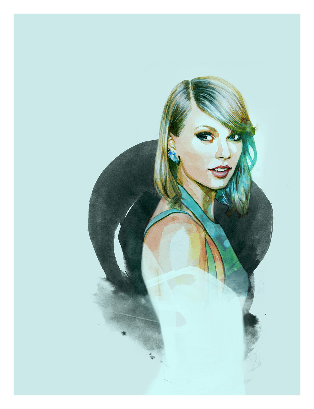The Queen of Pop / Taylor Swift