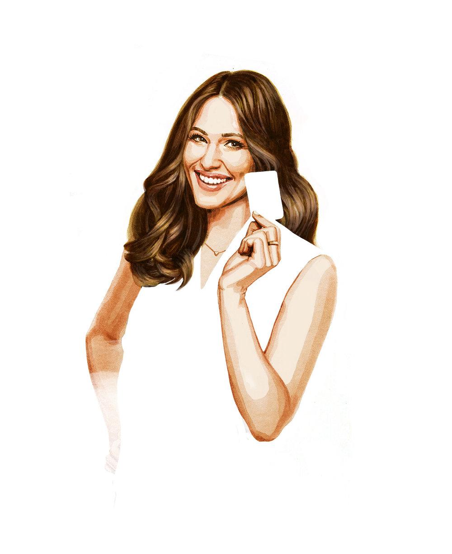 Jennifer Gardner Portrait