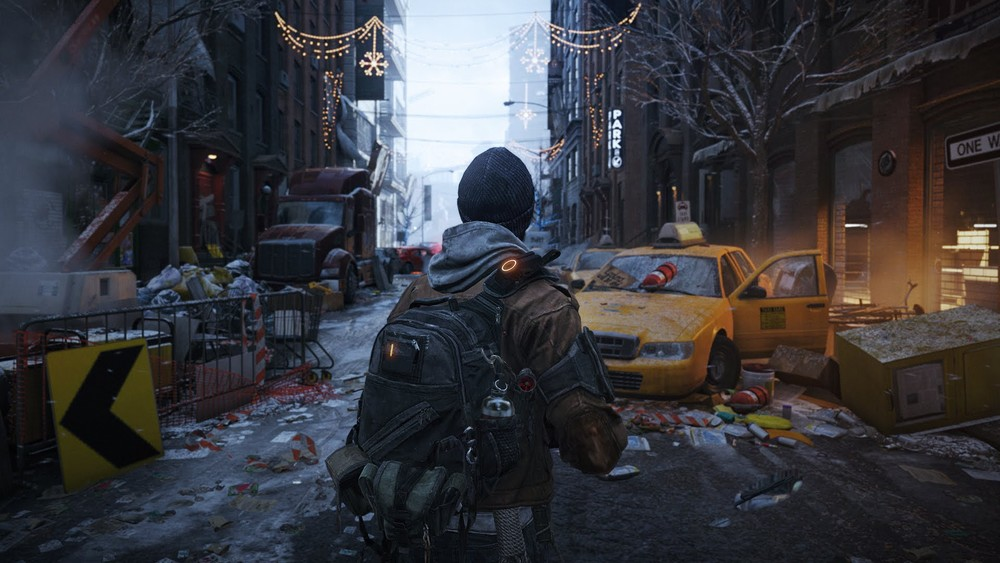 The Division, delayed for...who knows how long?