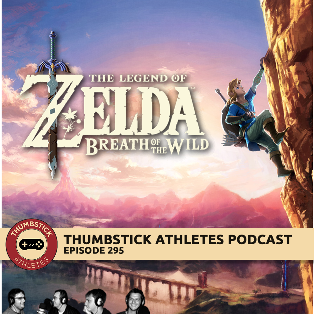 Breath of the Wild podcast episode cover image