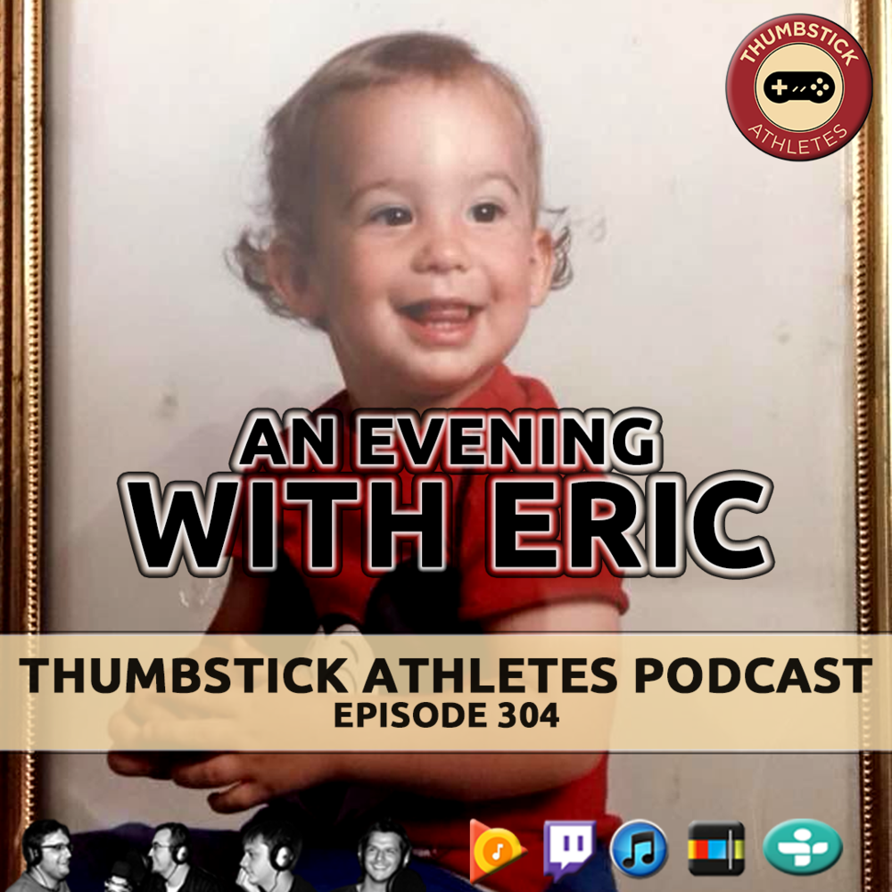 An Evening With Eric Podcast episode cover image