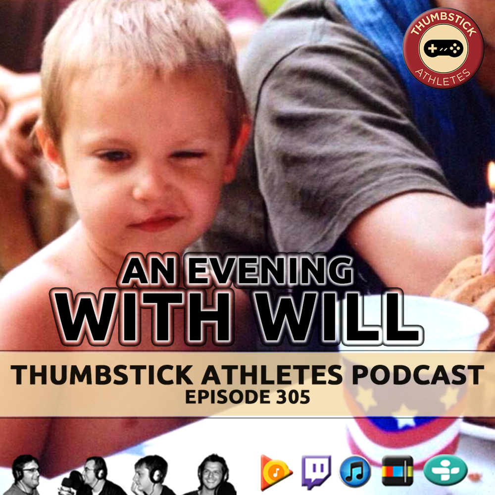 An evening with Will podcast episode cover image