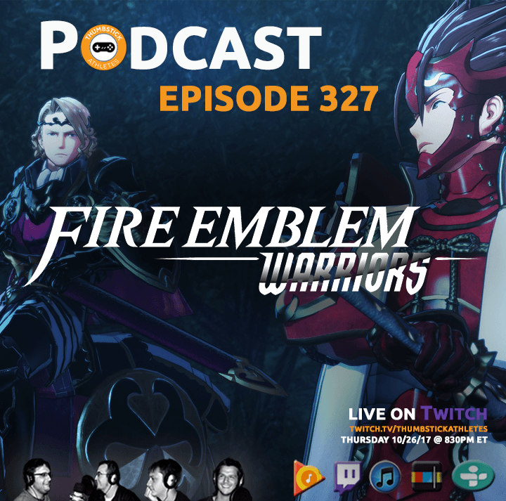 Fire Emblem Warriors Podcast episode cover image