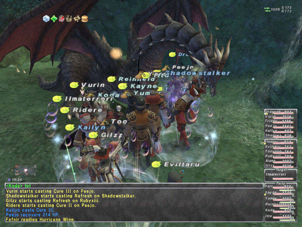 Fan Community Launches Private Ffxi Server Thumbstick Athletes