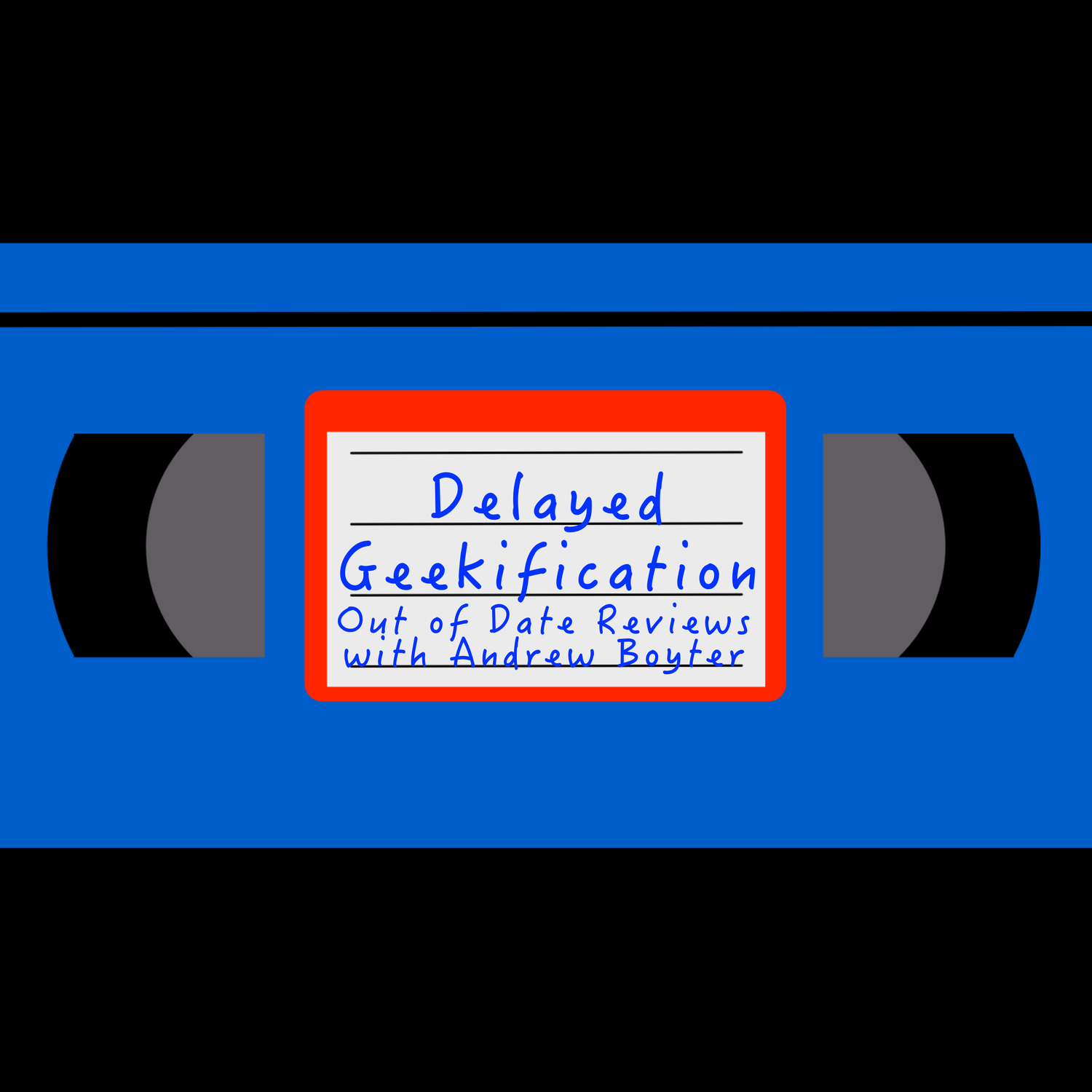 Delayed Geekification - Machine Compatible