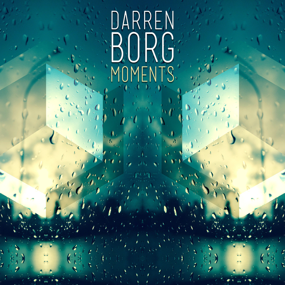 Darren Borg Moments - Album art by Kurt Lorenz