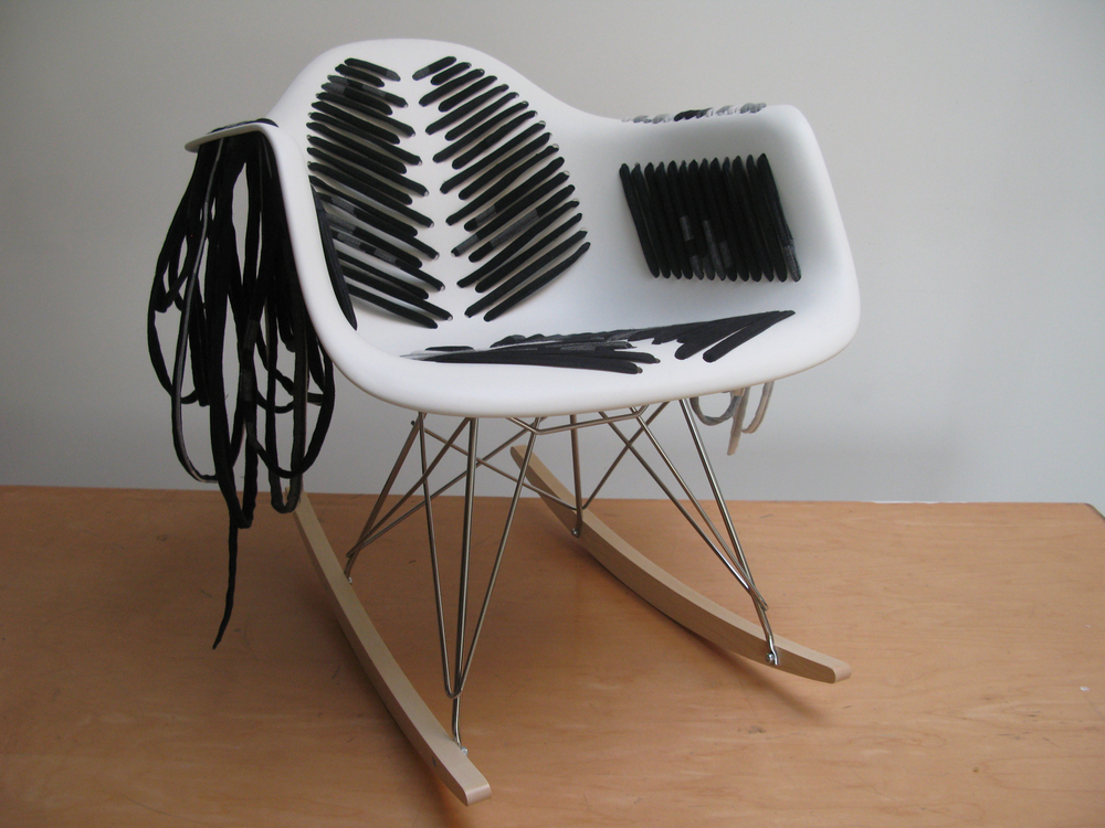 TRANSFORMED EAMES ROCKER