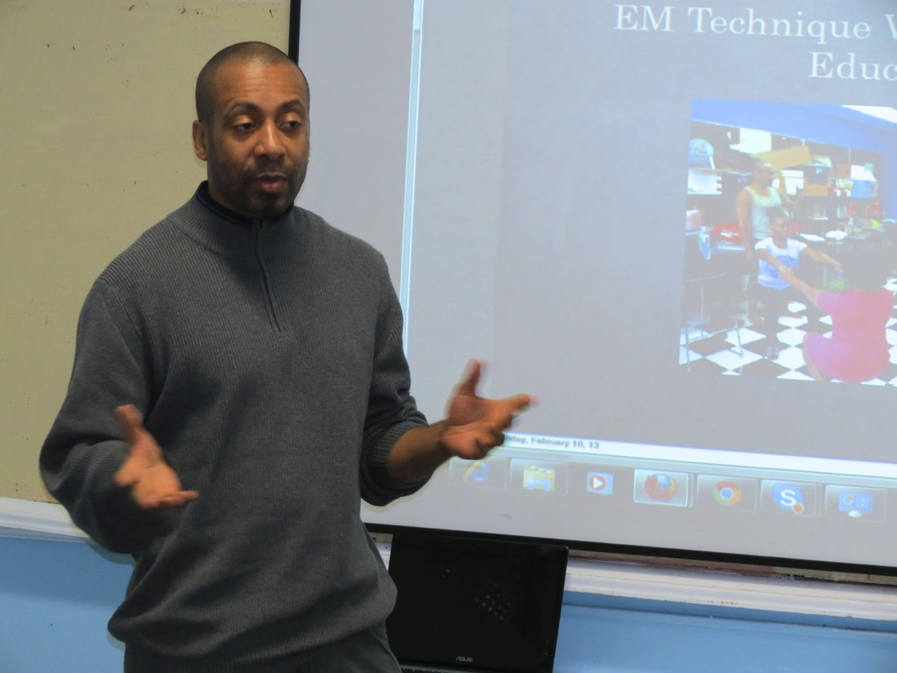 Emory M Moore Jr. founder of EM Technique