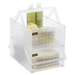 Stack and Carry Shower Caddy
