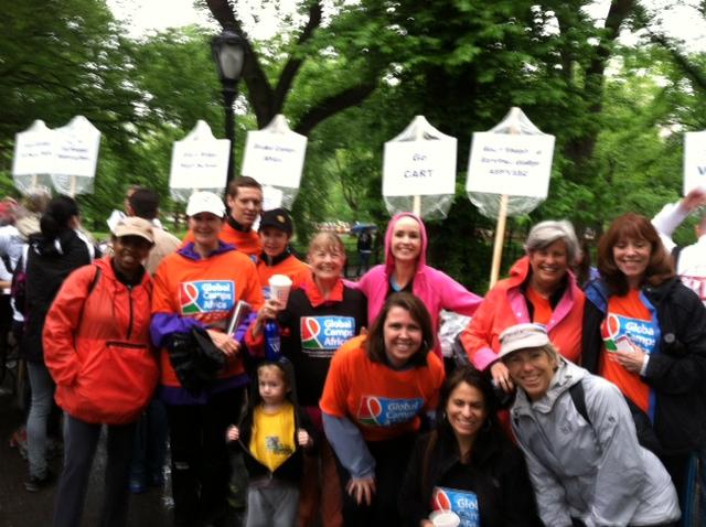 AIDS Walk NY 2013