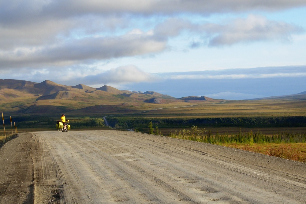 Dempster Highway, NWT, Canada