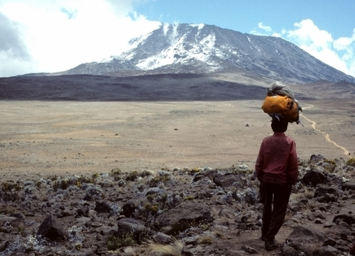 Mountaineering // Kilimanjaro