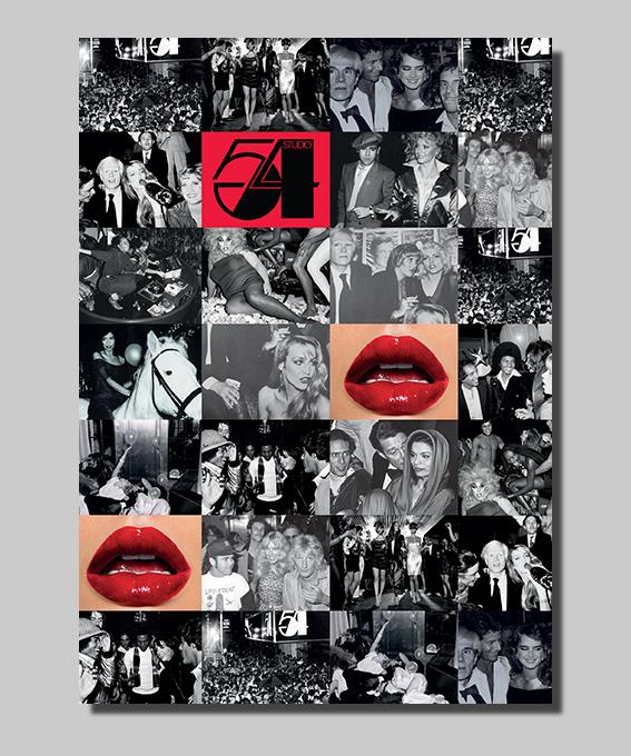 "40 års dag ""fabulous Studio 54 style"""