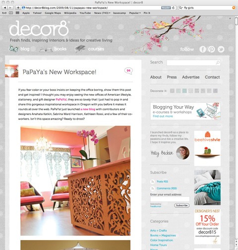 Decor8 Blog