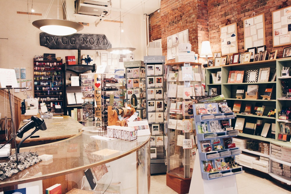 Paper stationery store