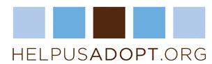 helpusadopt logo
