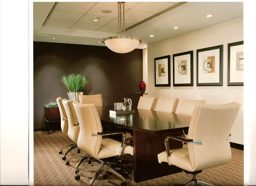 Bethesda Wealth Management Office Viola Interior Design Llc