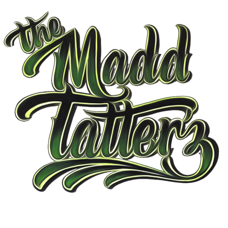 The Madd Tatter'z Tattoo Parlor