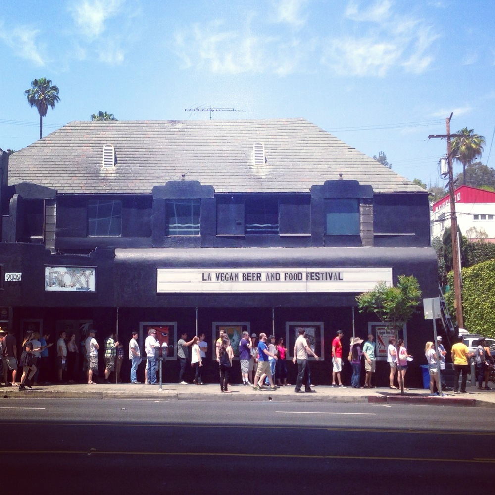 the roxy on sunset