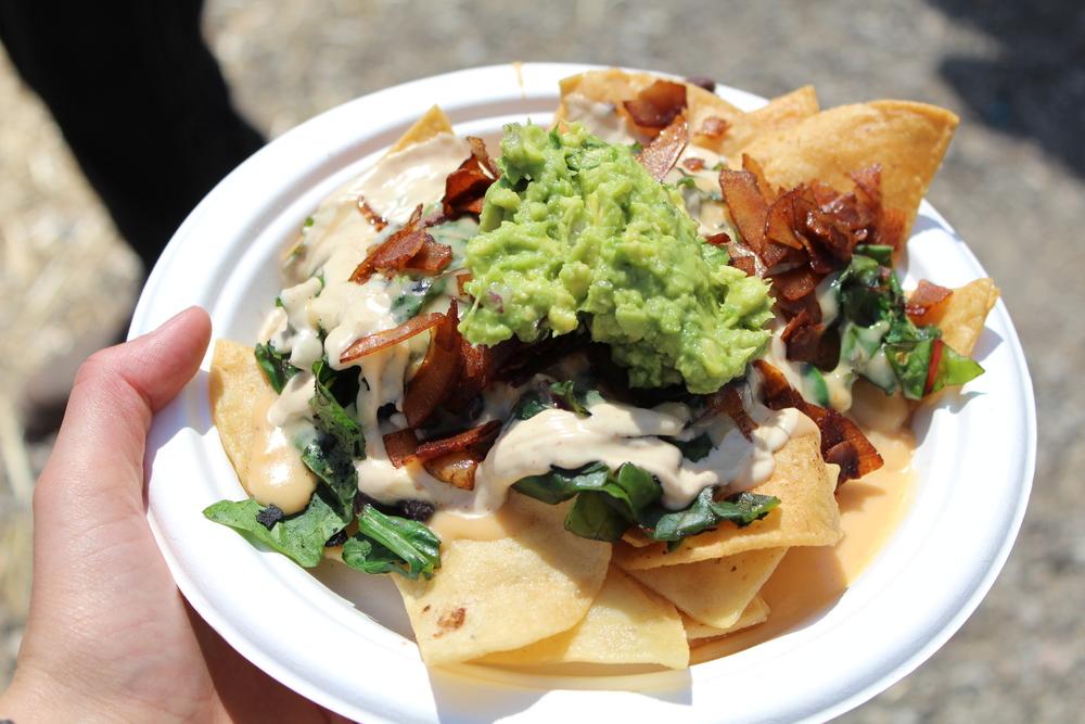 seabird's nachos