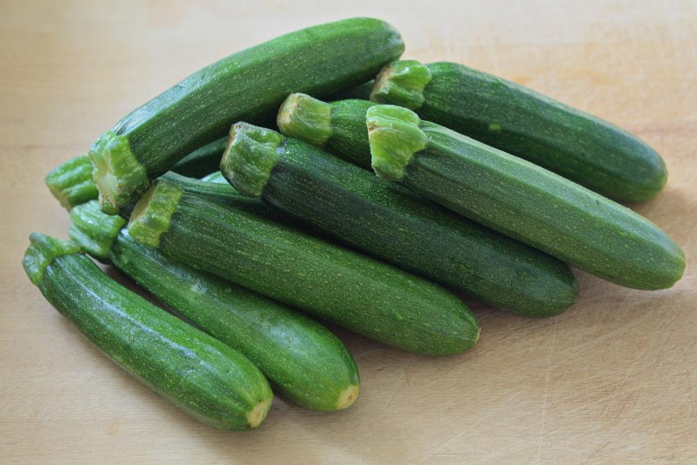 caramelized thyme zucchini    stuffed squash