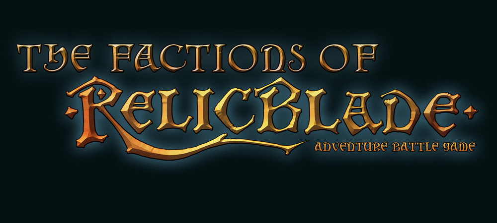 Read about the various factions and lore of Relicblade.