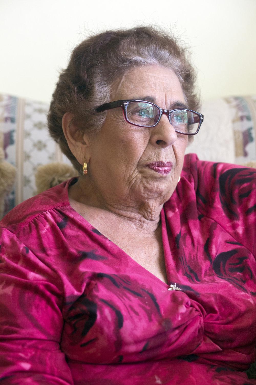 Isela Perez, 85, Tampa.