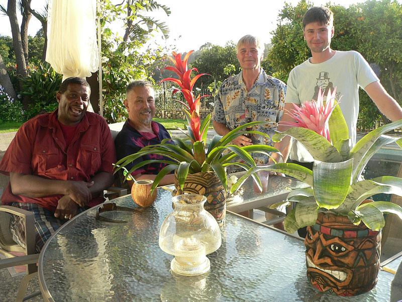 2011 Tiki Party
