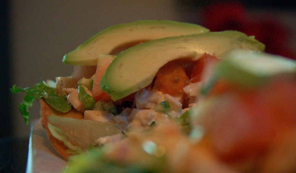 Try their delicious fish tacos!