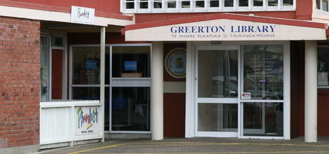 Council is being asked to choose an option for the development of Greerton Library.