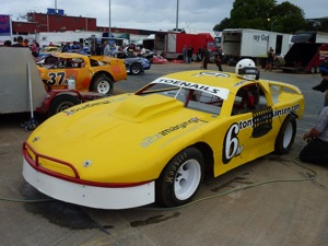 Tony's Pontiac Firebird