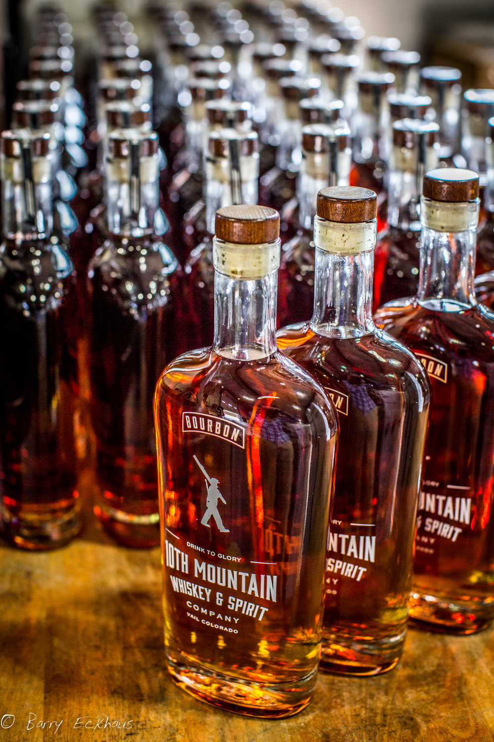 10th Mountain Distillery Bourbon