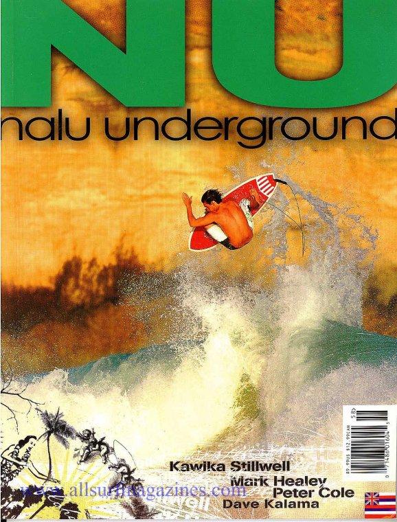 Nalu Underground Magazine 4