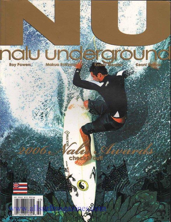 Nalu Underground Magazine 2