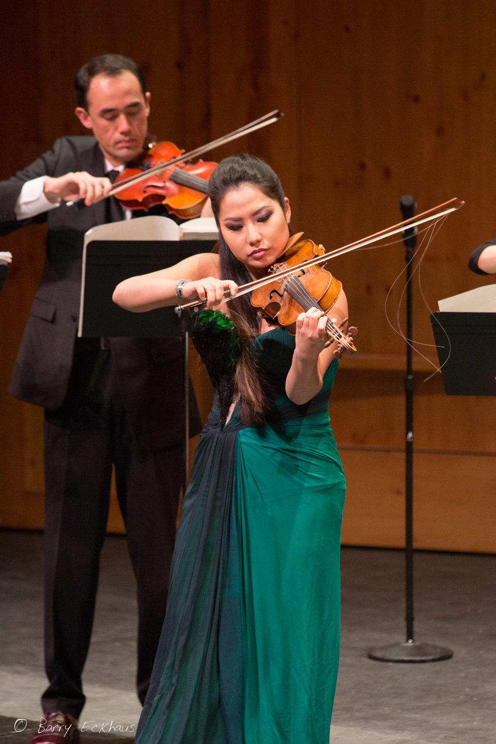 Sarah Chang at the Vilar Performing Arts Center
