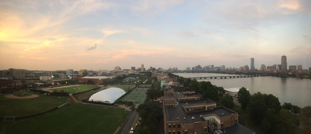 Cambridge/Boston pano -- it's beautiful!