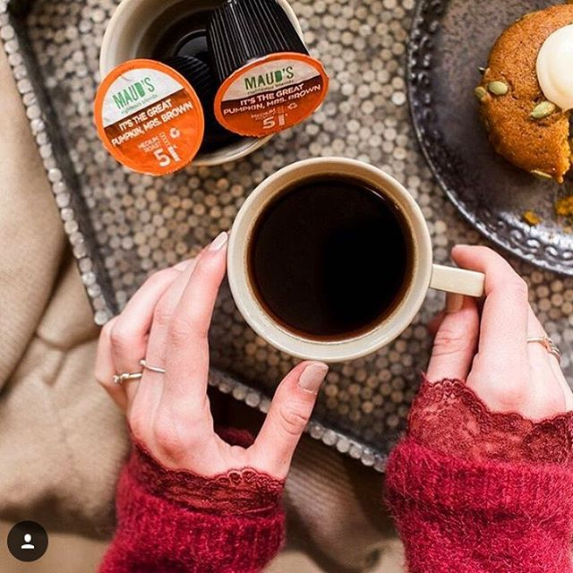 Getting cozy this week with @intelligent_blends ✨ 📸: @inspiredbythis