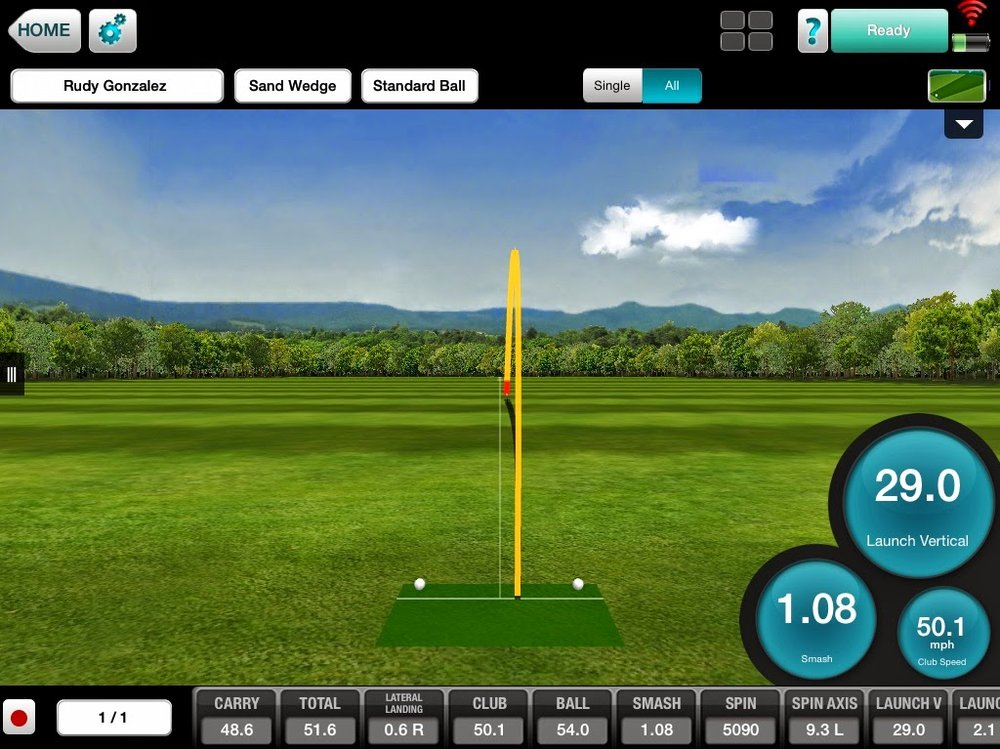 Flightscope - 3D Radar